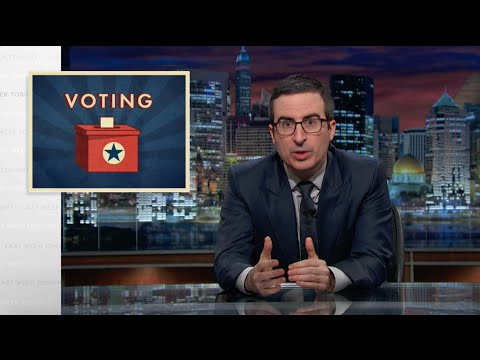 Youtube: Voting: Last Week Tonight with John Oliver (HBO)