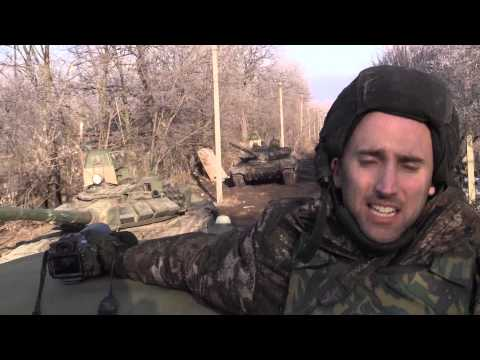 Youtube: ⚡ Donbass 2015 - Leaving DPR / LPR Positions by Debaltsevo Today