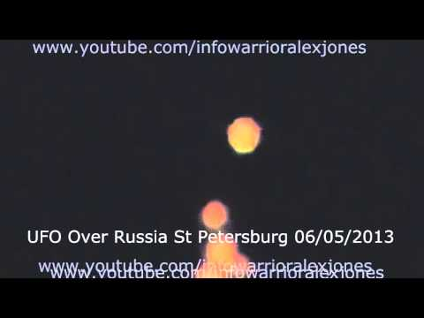 Youtube: This Is The Same UFO Over ((Russia)) That Was Seen 3 Time's