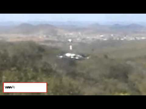 Youtube: UFO Lands Near Cyclists In Brazil 2013