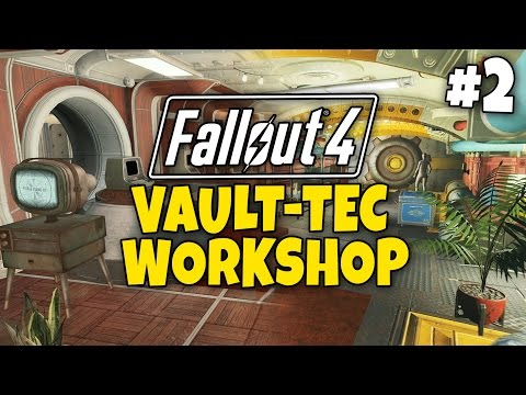 Youtube: Fallout 4 - The Meat Factory #2 - Human Vault Experiments