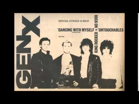 Youtube: Generation X  Dancing with myself  Extended Version