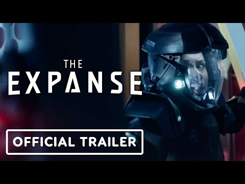 Youtube: The Expanse: Season 5 - Official Trailer (2020) Steven Strait, Dominique Tipper | NYCC 2020