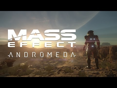 Youtube: MASS EFFECT™: ANDROMEDA Official E3 2015 Announce Trailer