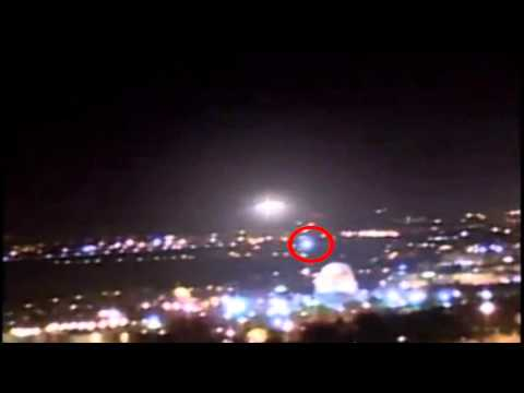 Youtube: HOAX! - Video 4 of UFO over Temple Mount in Jerusalem is Fake - HOAX!