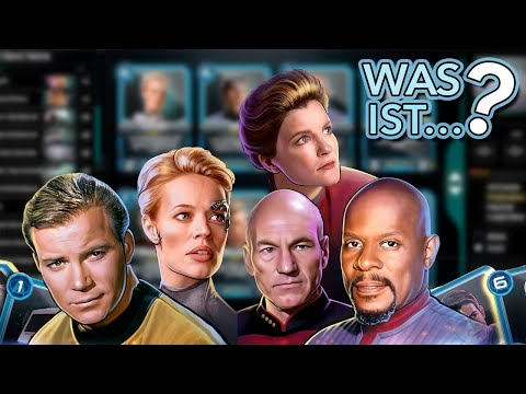Youtube: Was ist Star Trek Adversaries?