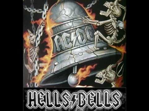 Youtube: AC/DC - Hell's Bells - Lyrics