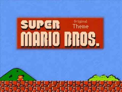 Youtube: Super Mario Bros. Original Theme by Nintendo