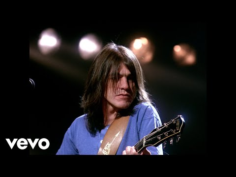 Youtube: AC/DC - Thunderstruck (Official Video)