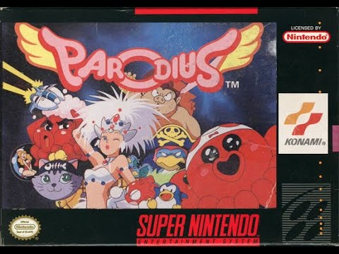 Youtube: Parodius  Soundtrack * SNES *