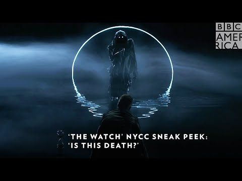 Youtube: #TheWatch NYCC Exclusive Sneak Peek: 'Is This DEATH?' 💀 Premieres January 2021 | BBC America