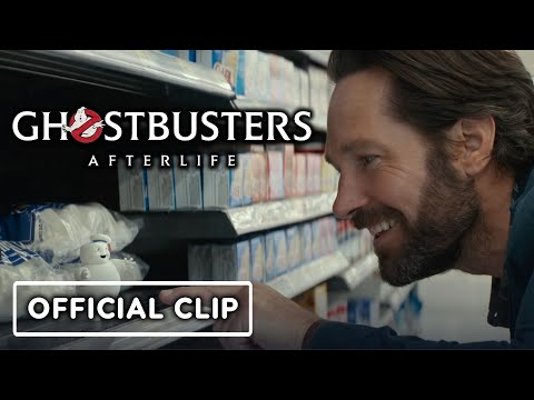 Youtube: Ghostbusters: Afterlife - Official Mini-Pufts Character Reveal Clip (2021) Paul Rudd