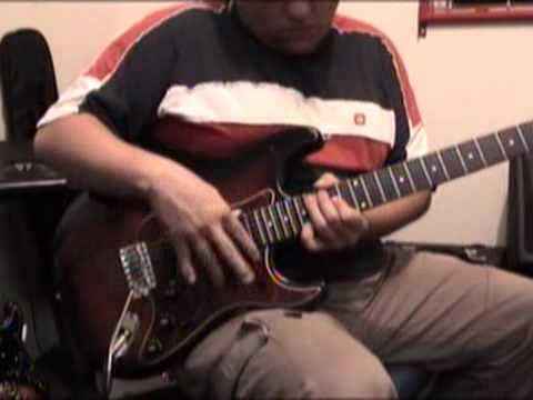 Youtube: Insanely Amazing Guitar Solo 2