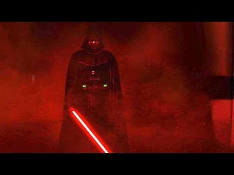Youtube: Darth Vader's rage | Star Wars: Rogue One [Ending scene]
