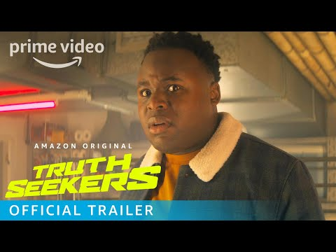 Youtube: Truth Seekers – Official Trailer | Prime Video