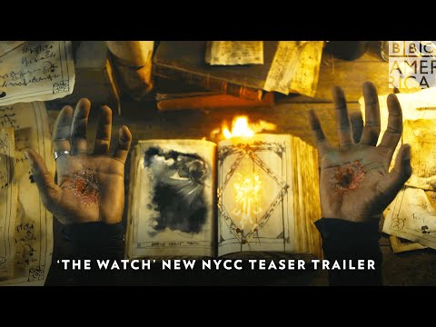 Youtube: #TheWatch: NEW NYCC Teaser Trailer 👀 Premieres January 3rd | BBC America