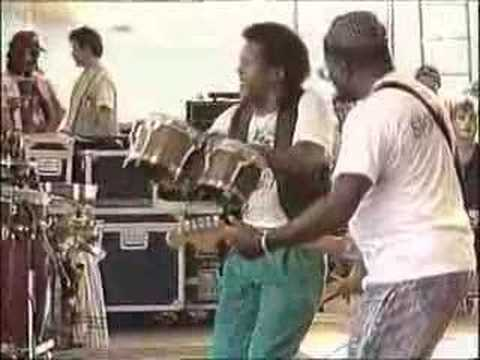 Youtube: Curtis Mayfield, move on up @parkpop in the Haque 1987