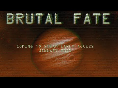 Youtube: Brutal Fate - Upcoming Retro FPS Reveal and Gameplay Teaser