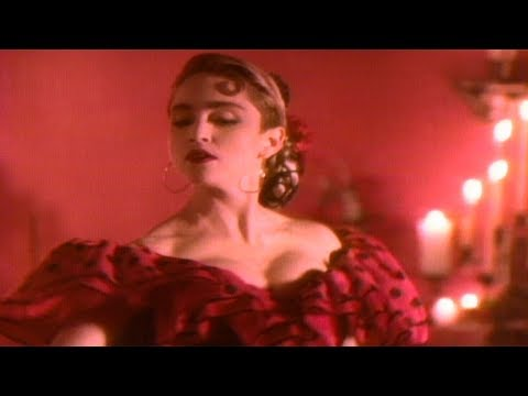 Youtube: Madonna - La Isla Bonita [Official Music Video]