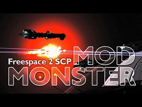 Youtube: Freespace 2 SCP | Weltraumklassiker mit Mods