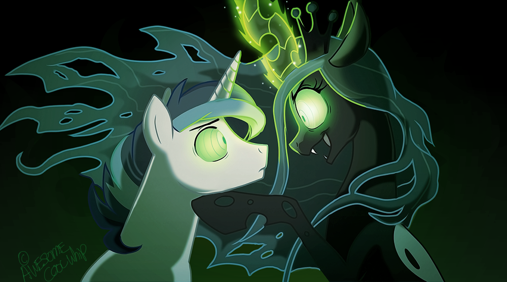 71923  safe straight queenchrysalis upvo