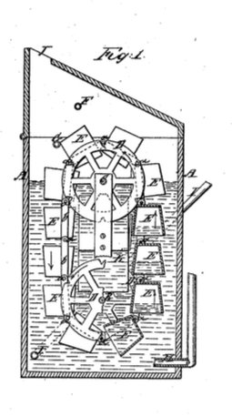 Rosch Patent US29149