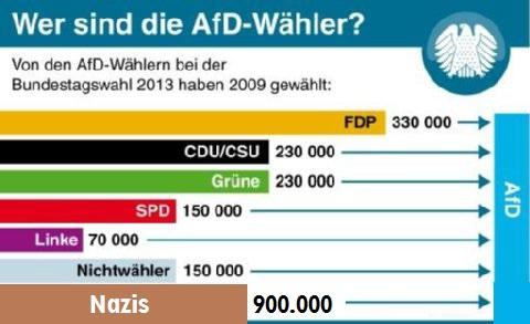 Afd-Wähler