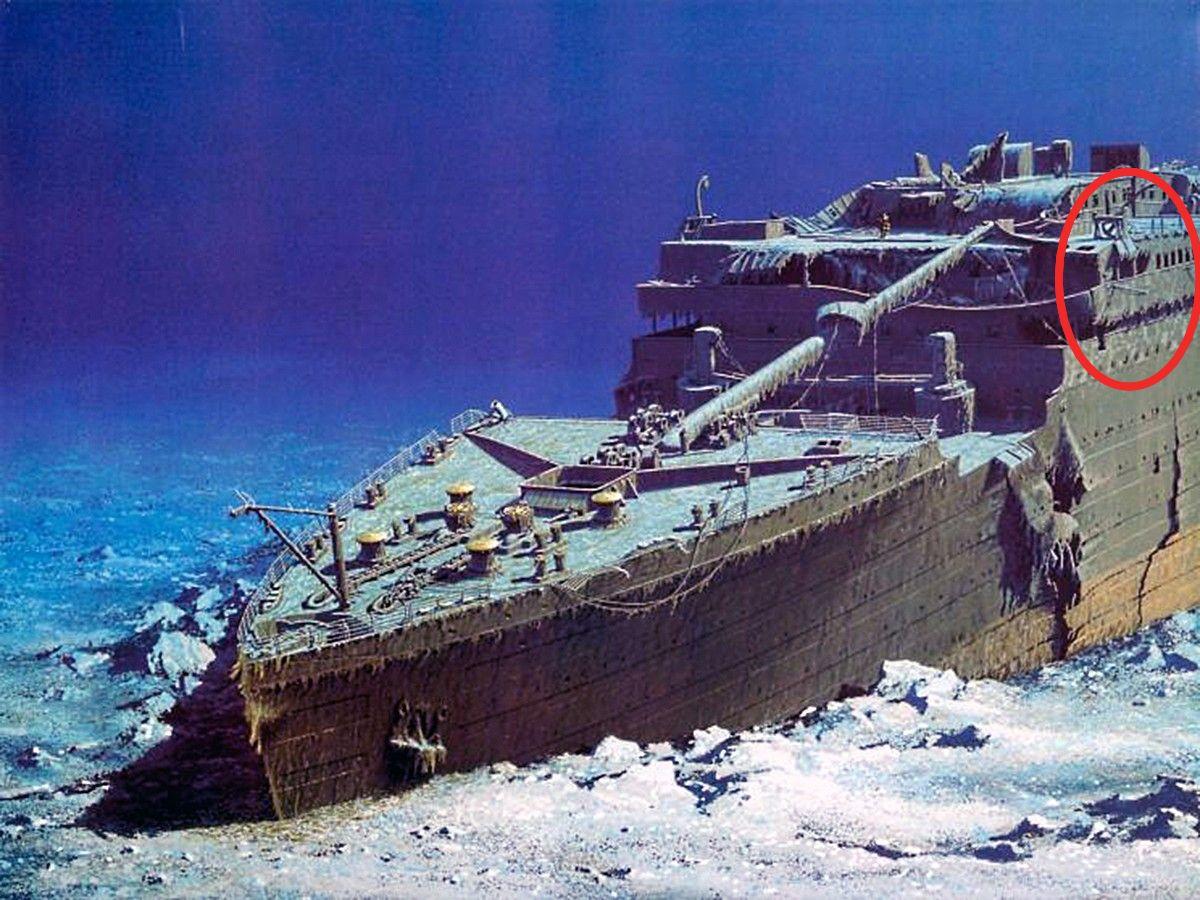 Titanic Verschwörung (Seite 50) - Allmystery
