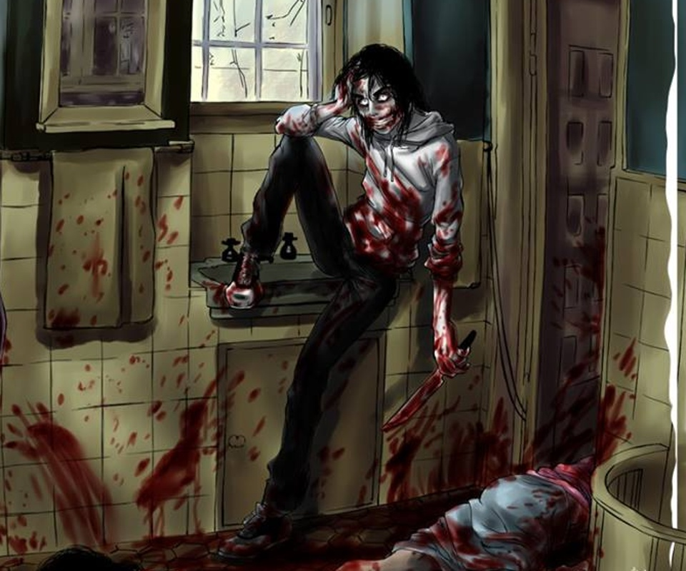 Jeff the killer-wallpaper-10250750