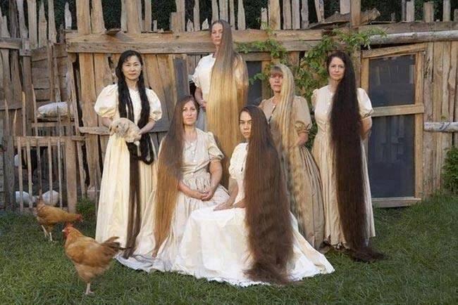 Warum Haben Frauen Eigentlich Immer Lange Haare Allmystery
