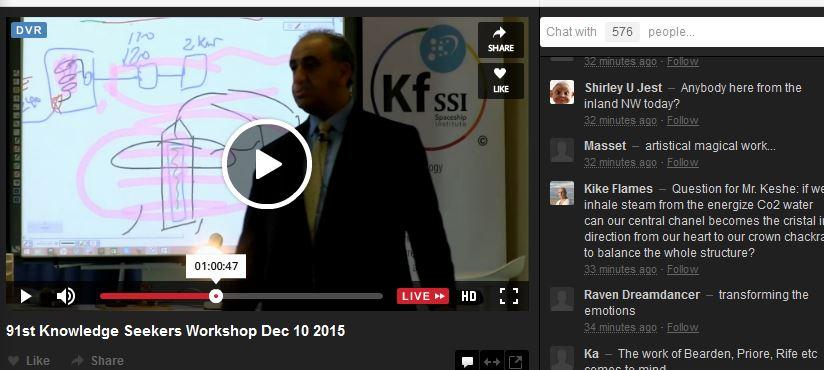 Keshe Foundation Kritik