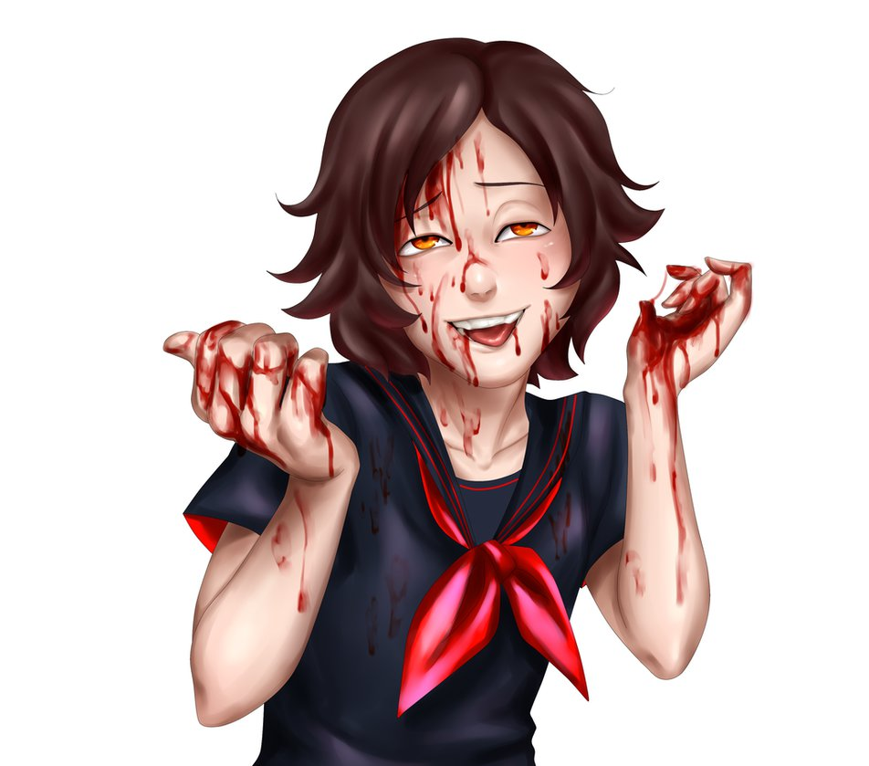 guro yandere   blood soup by mafer-d8tz7