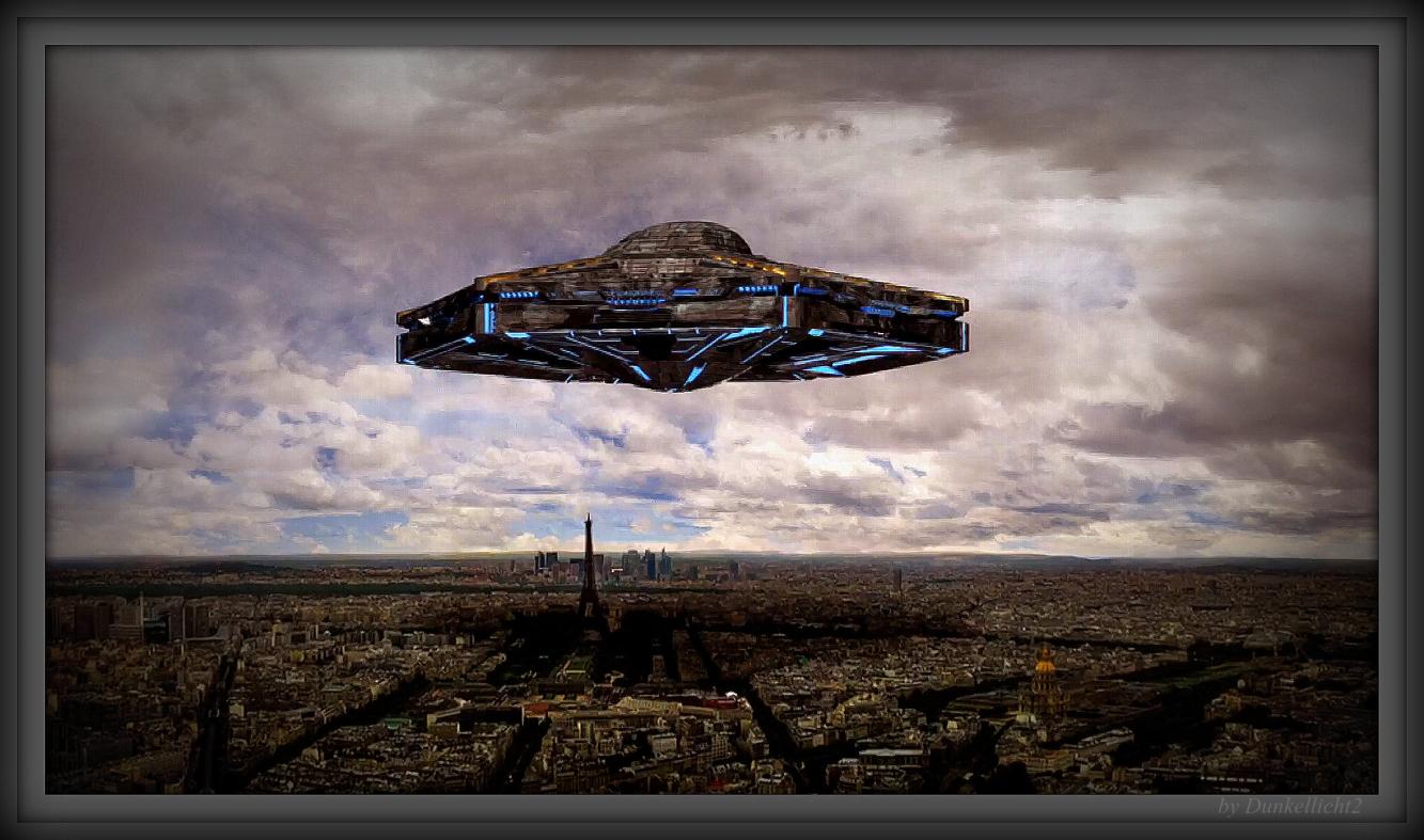 Aliens Auf Der Erde Entdeckt