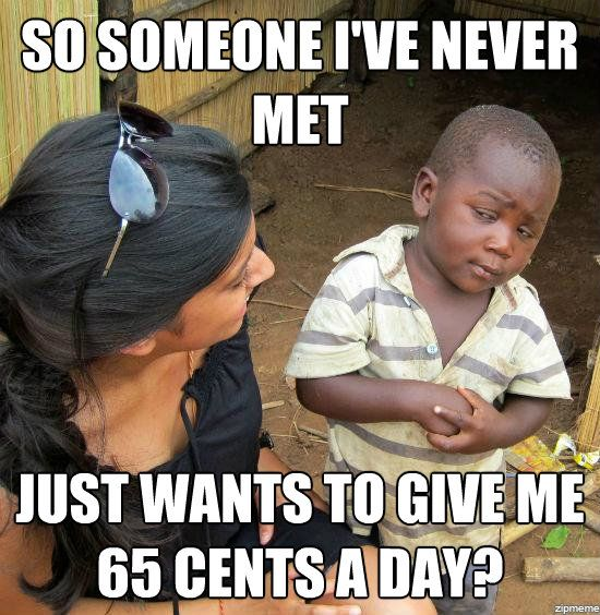 black kid meme 65 cent