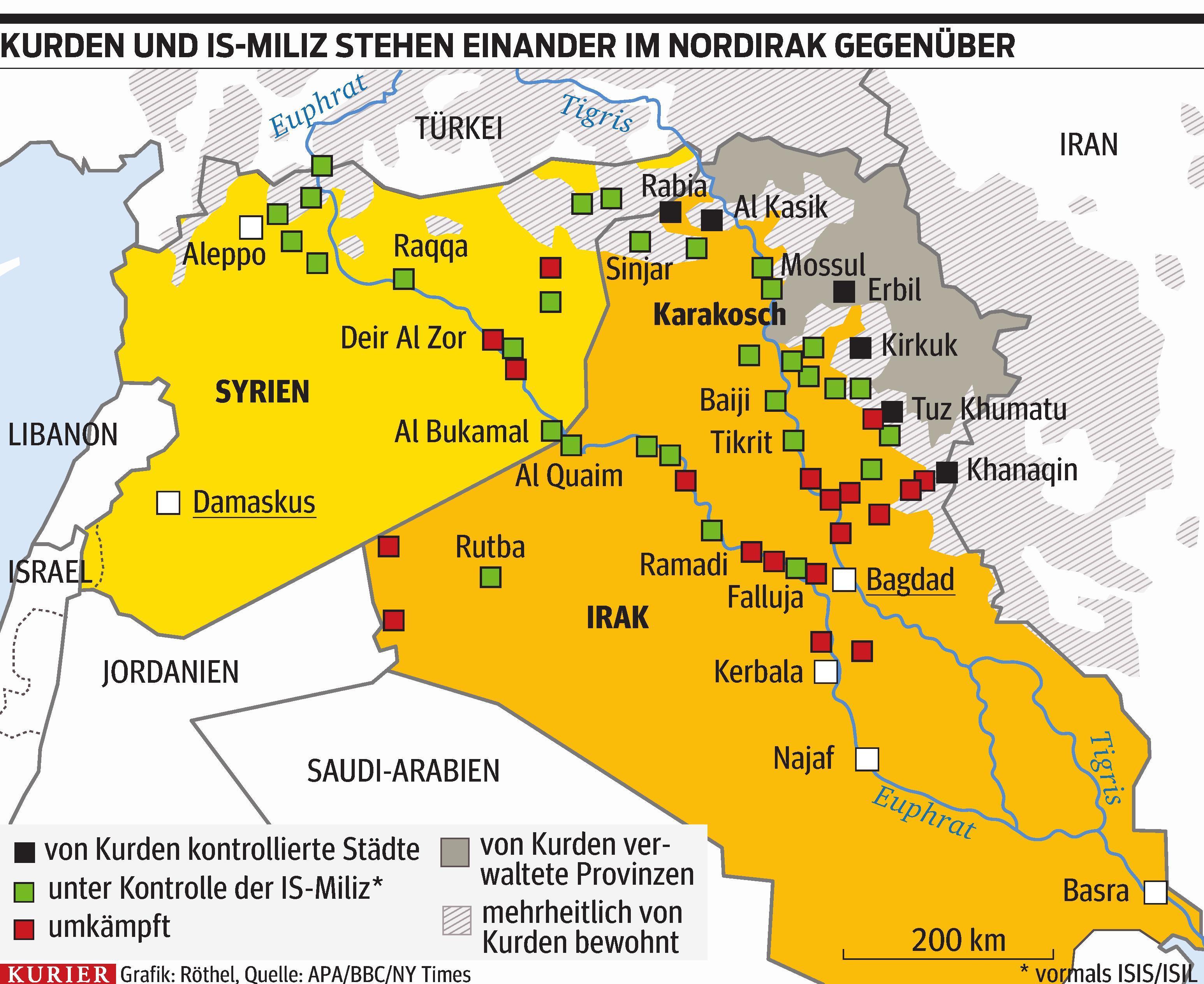 Syrien Irak Karte.Burgerkrieg Im Irak Seite 54 Allmystery