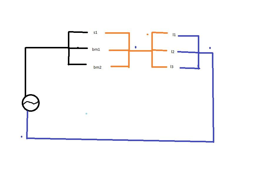 Bewegungsmelder Schalter An Einer Lampe Allmystery