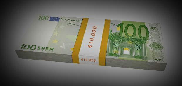 10000 Euro Schulden