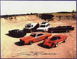 dukes of hazard cars general lee charger