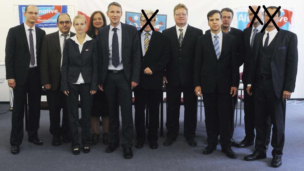 Afd Thüringen Fraktion
