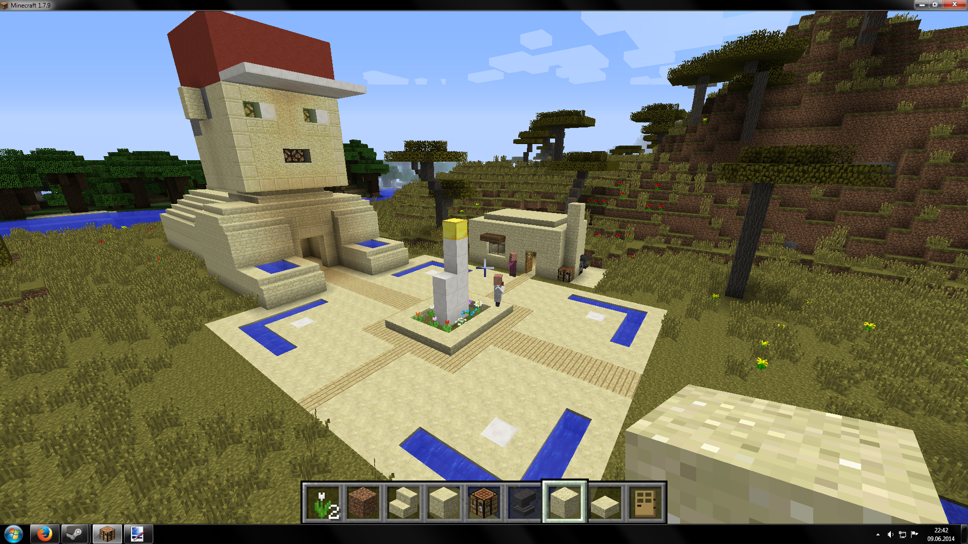 Minecraft m bel ideen badezimmer schlafzimmer sessel - Minecraft dekoration ...