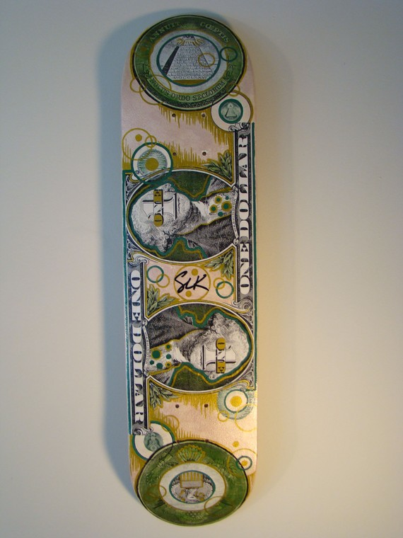 skateboard etsy one dollar