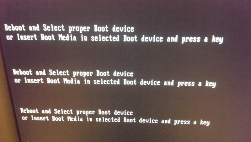 good quality where can i buy super cheap WATCHPAX Reboot and select proper boot device? - WATCHOUT ...