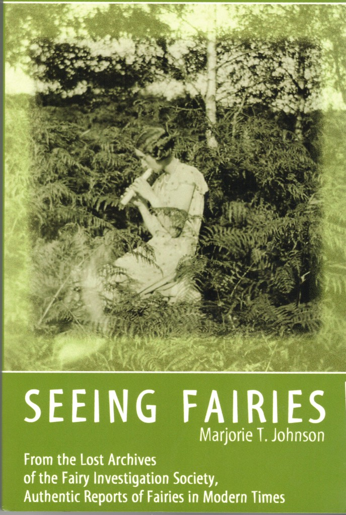 Seeing Fairies cover